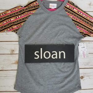 Kids sloan shirt